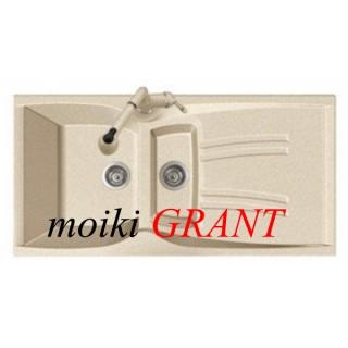 Гранитная мойка Grant Gallant авена