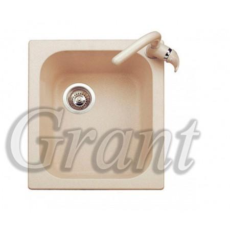 Гранитная мойка Grant Compacta авена