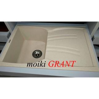 Гранитная мойка Grant Grain avena