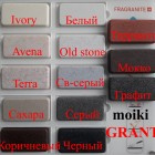 Гранитная мойка Grant Crystal old stone круглая